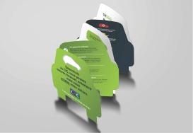 Campagne de lancement CIC AUTO - Dépliant