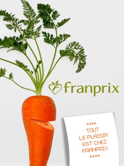 FRANPRIX - Campagne institutionnelle