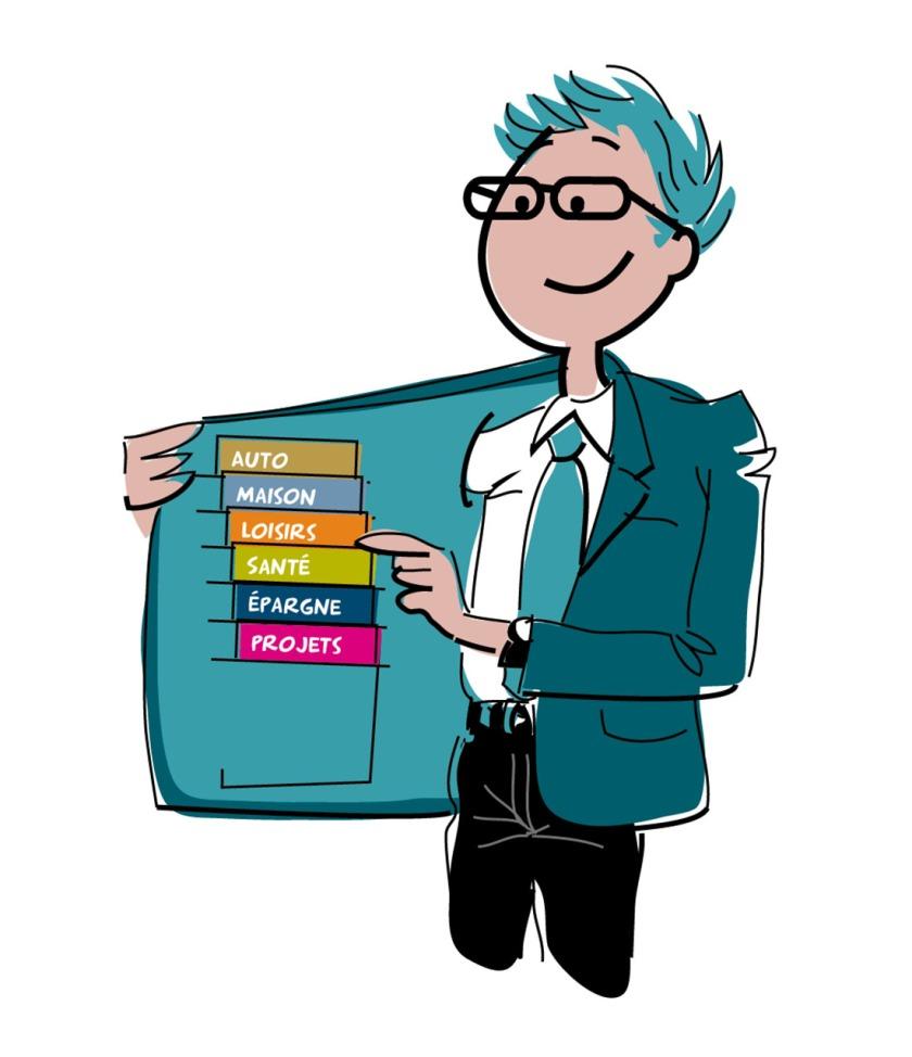 MAAF - Outils d'aide à la vente conseillers clients