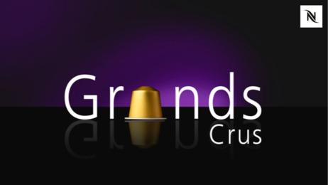 NESPRESSO - Carte Grands Crus