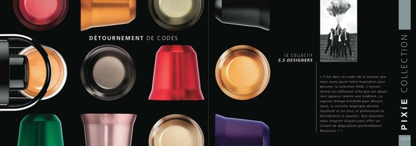 NESPRESSO - Catalogue accessoires