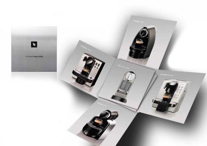 NESPRESSO - Mailing lancement Citiz métal