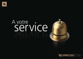 NESPRESSO - Brochure Service